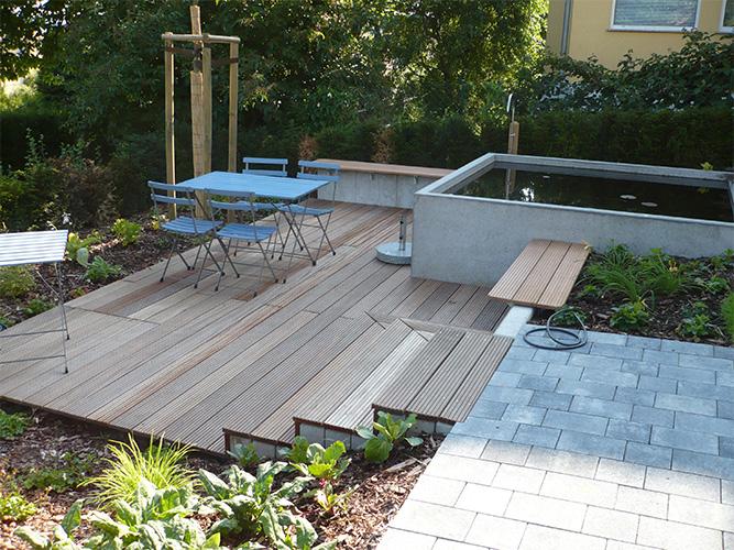 terrassen goebel holzbau. Black Bedroom Furniture Sets. Home Design Ideas